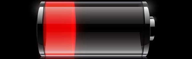 Ahorrar en el consumo de la batería del teléfono móvil