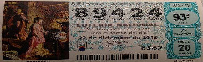 """QuatreSoft comparte decimo de loteria de navidad con sus """"me gusta"""""""