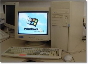 pc con windows 95