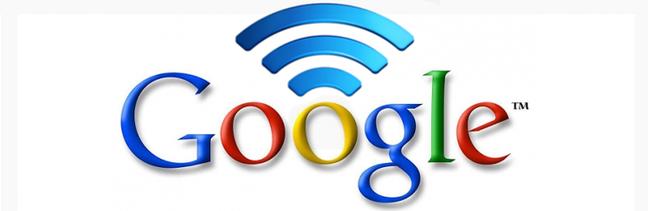 Aplicación para conectarse a Wifi gratis de Google