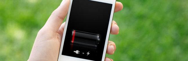 Como ahorrar batería en tu iPhone (y cualquier smartphone)