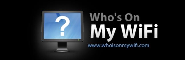 Quien está en tu conexión con Who is on my WIFI
