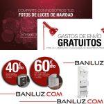 Diseño de banners para Baniluz