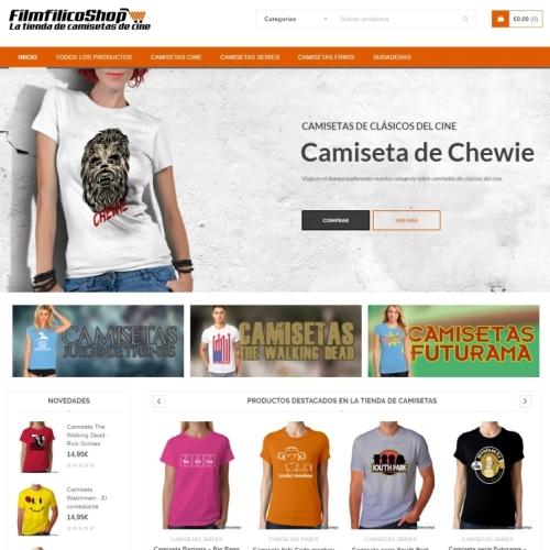 Tienda online filmfilicoshop