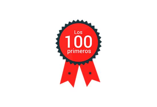 App Los 100 primeros en QuatreSoft