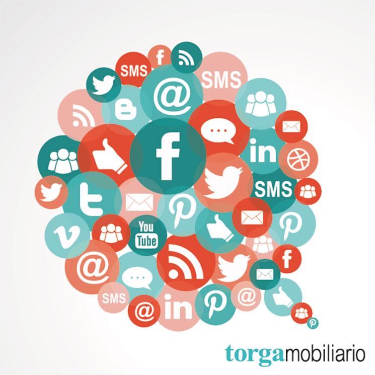 Gestión redes sociales de Torga mobiliario