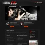 Página web Talleres CK motor
