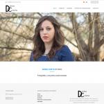 Página web Diana Costa Studio