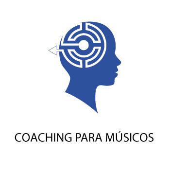 Logo Coaching para músicos