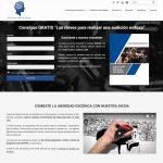 Página web Coaching para músicos