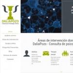 Página web DaliaPozo
