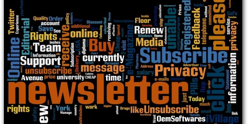 ¿Cómo evitar que la newsletter termine en SPAM?