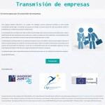 Página web Guia interactiva para la transmisión de empresas