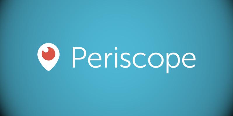 Periscope ¿Qué es y cómo funciona?