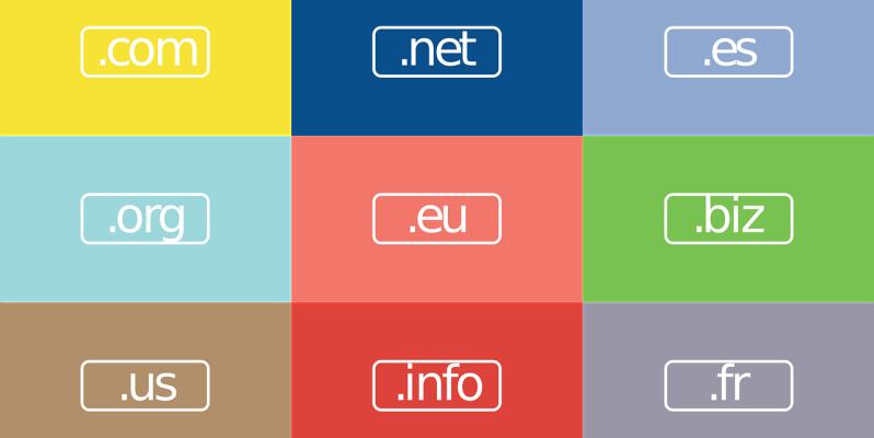 Contratar un dominio para tu página web