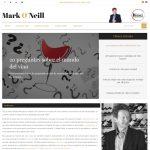 Página web de Mark O'Neill