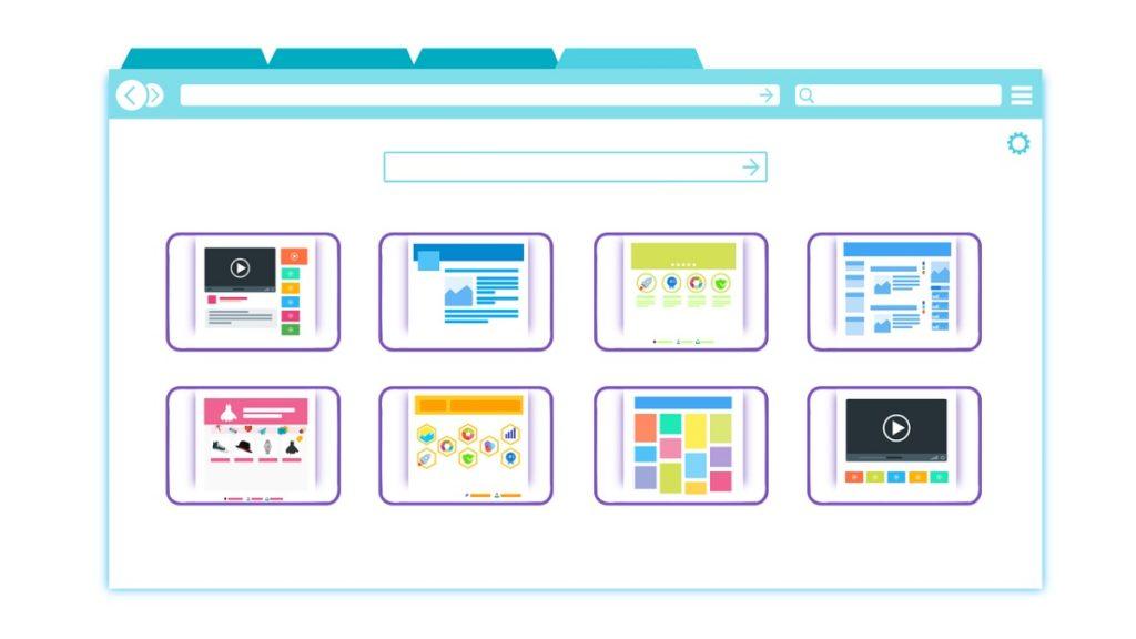 Tipos de páginas web para tu empresa