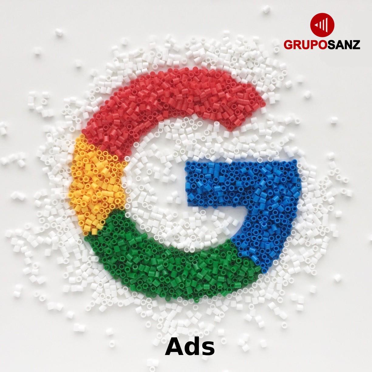 Google Ads para Grupo Sanz