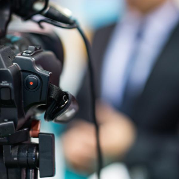 Media coverage of politics